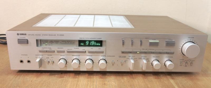 Yamaha R-1000