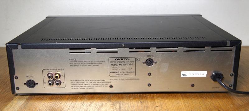 Onkyo TA-2360