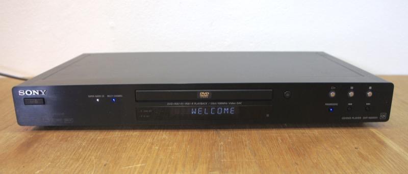 Sony DVP-NS955V QS