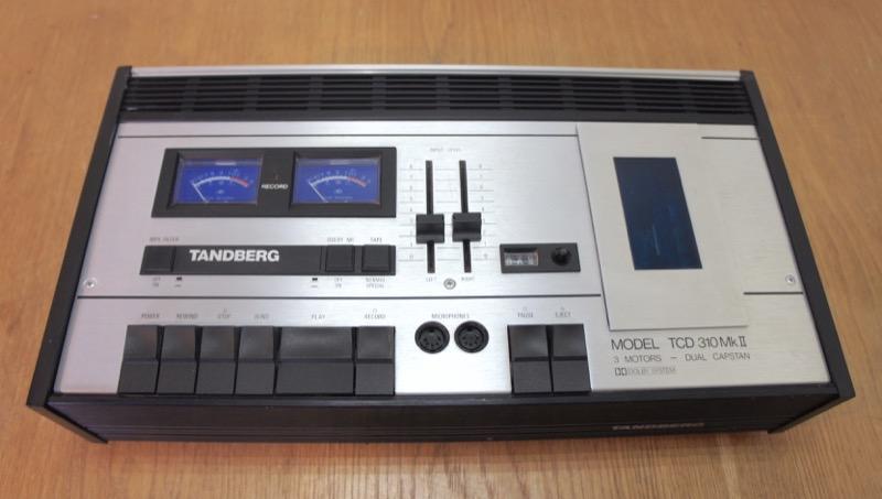 Tandberg TCD 310 MkII