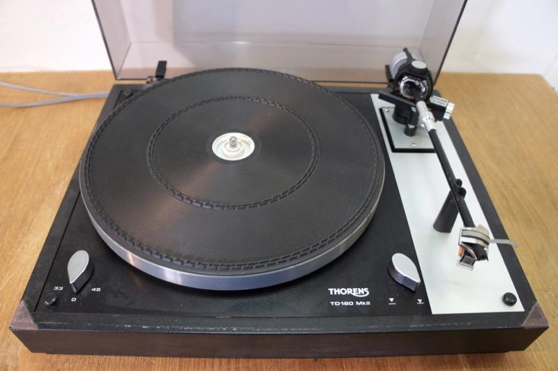 Thorens TD 160 MkII