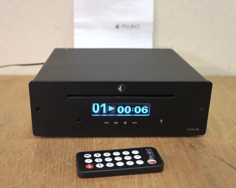 Pro-Ject CD Box SE