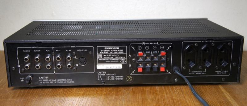 Pioneer SA-408