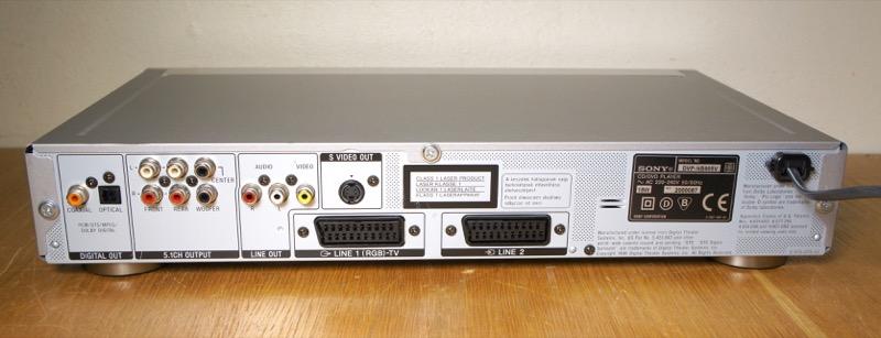 Sony DVP-NS905V