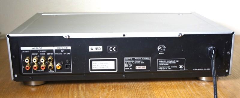 Sony SCD-XB770
