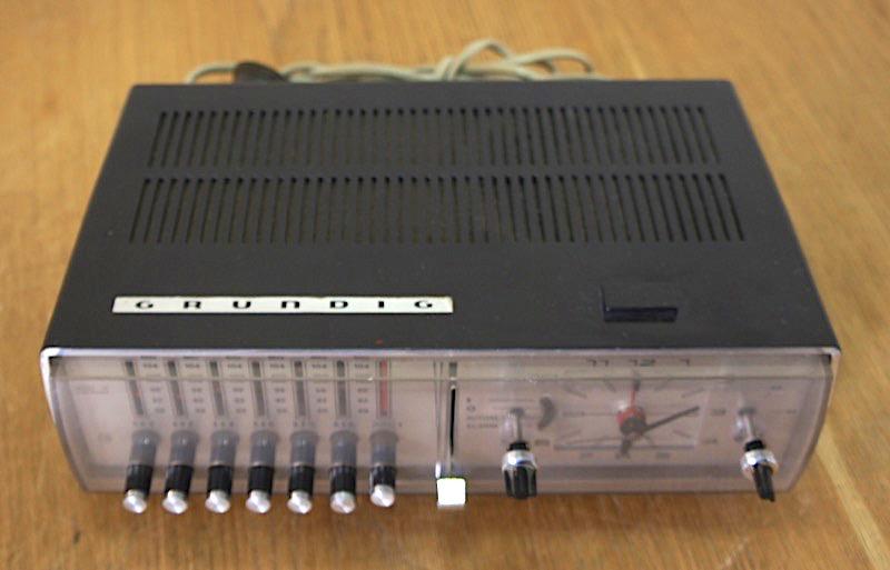Grundig Sono-Clock 10