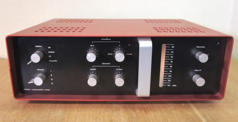 Voimaradio OP-3