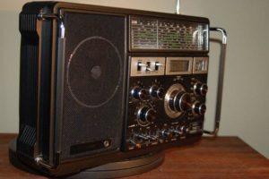 Grundig Satellite 1400 International maailmanradio