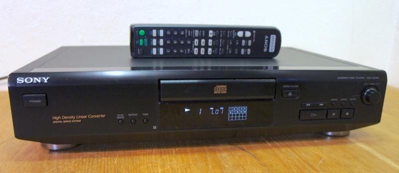 Sony CDP-XE300