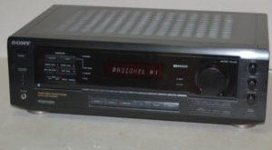Sony STR-DE405 AV