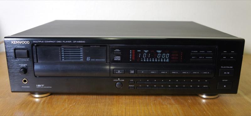 Kenwood DP-M6640