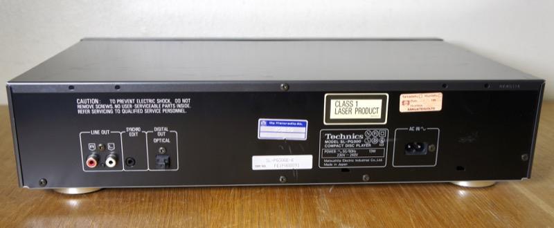 Technics SL-PG300