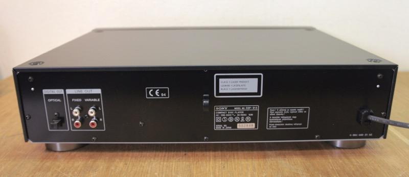 Sony CDP-915