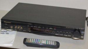 Pioneer VSX-C300 AV