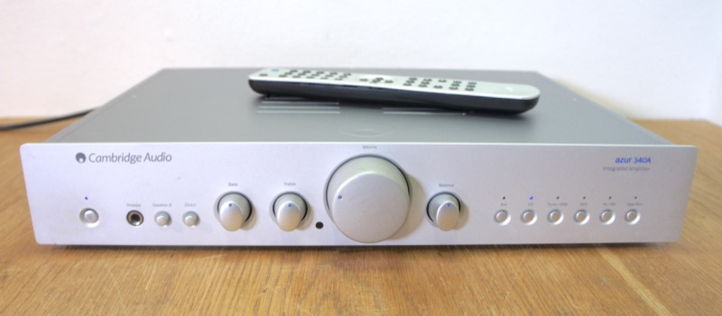 Cambridge Audio azur 340A