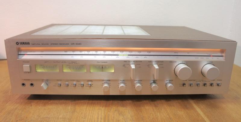 Yamaha CR-1040