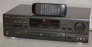 Technics SA-GX170 AV
