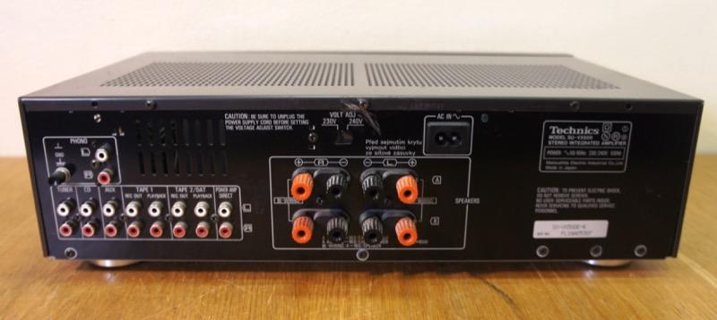 Technics SU-VX500