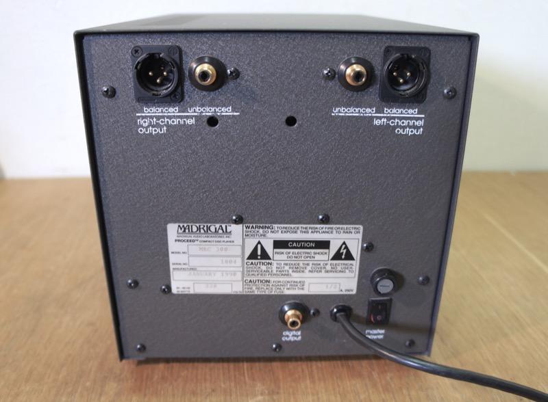Madrigal MRC-300