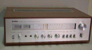 Yamaha CR-450 Natural Sound