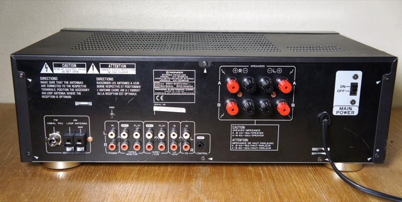 Pioneer SX-305RDS