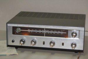 Pioneer FM-B101 putki-viritinvahvistin