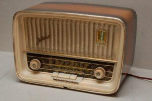 Telefunken Jubilate pöytäradio