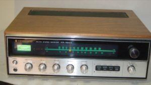 Kenwood KR-3200