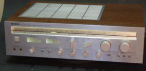 Yamaha CR-640 Natural Sound