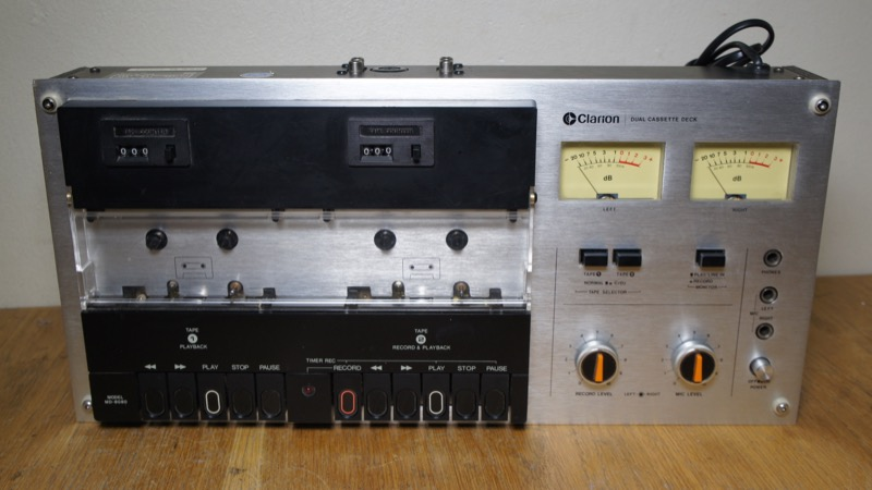 Clarion MD-8080E