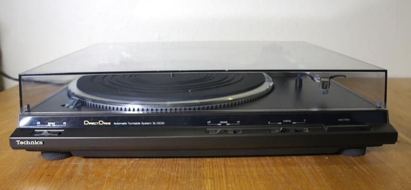 Technics SL-DD33