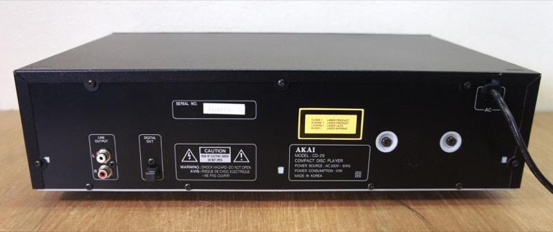 Akai CD-29