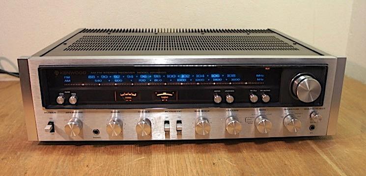 Kenwood KR-6600