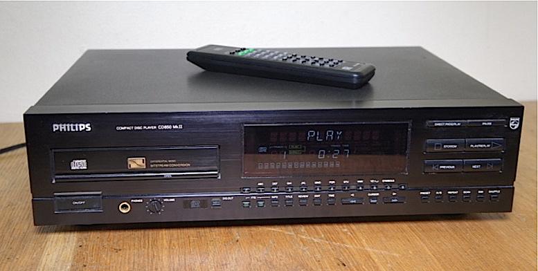 Philips CD850 MkII