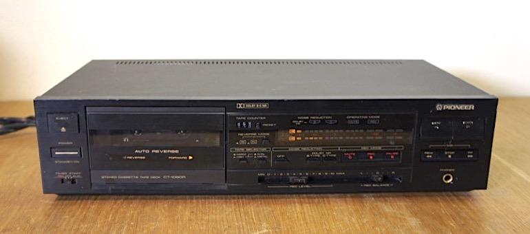 Pioneer CT-1080R