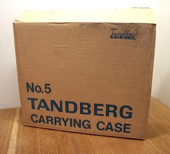 Tandberg cover 5