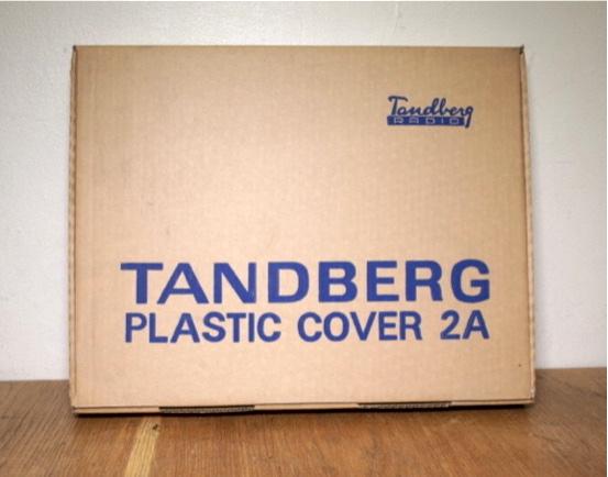 Tandberg pölysuoja 2A