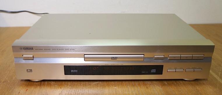 Yamaha DVD-S796