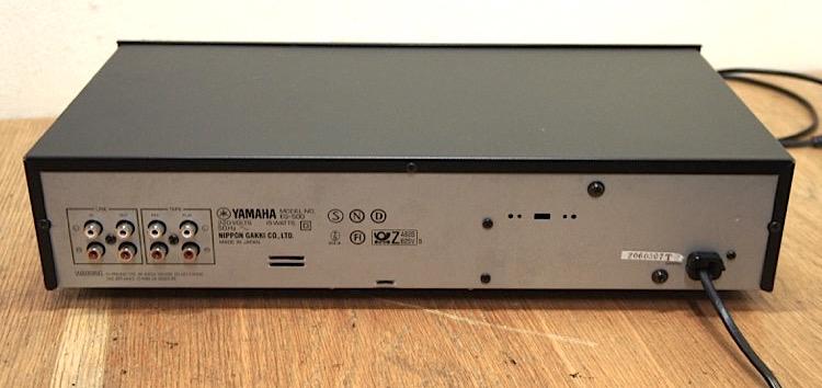Yamaha EQ-500