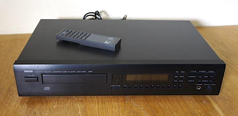 Yamaha CDX-550