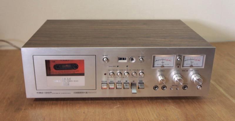 Akai GXC-740D