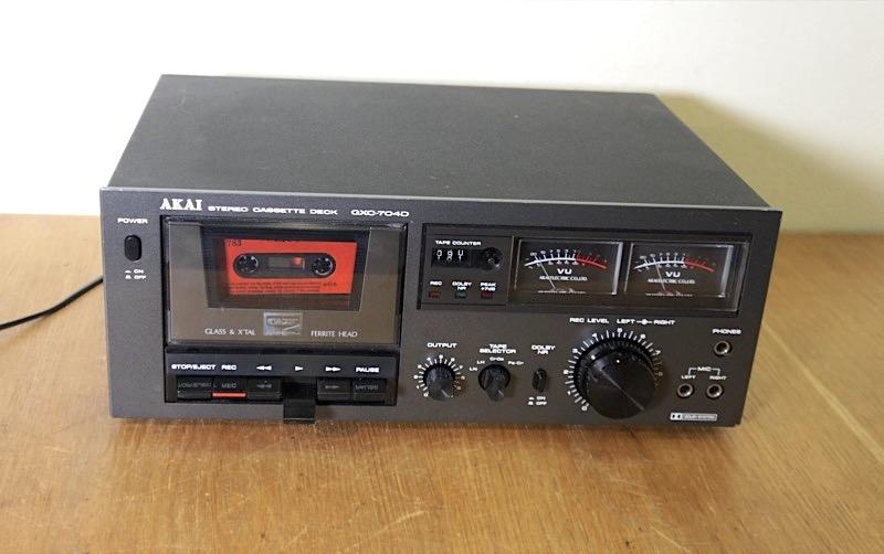 Akai GXC-704D
