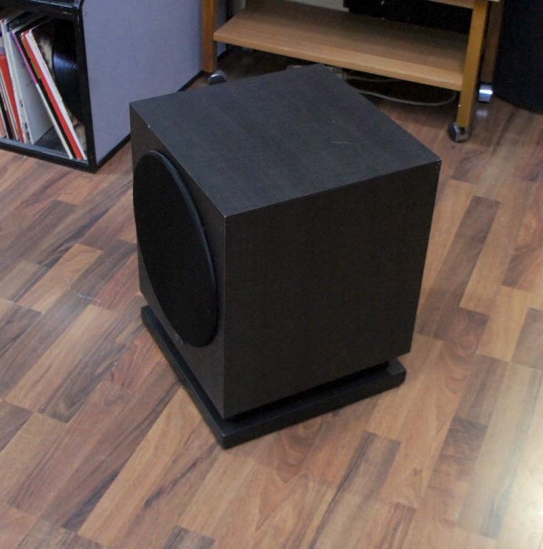 Audio Pro 1.36 Ace Bass
