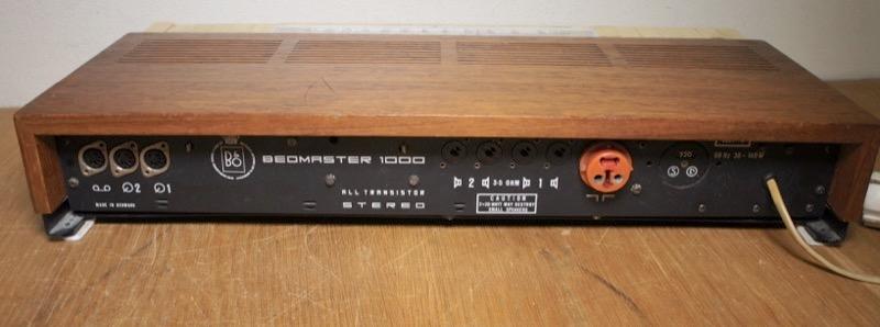 B&O Beomaster 1000
