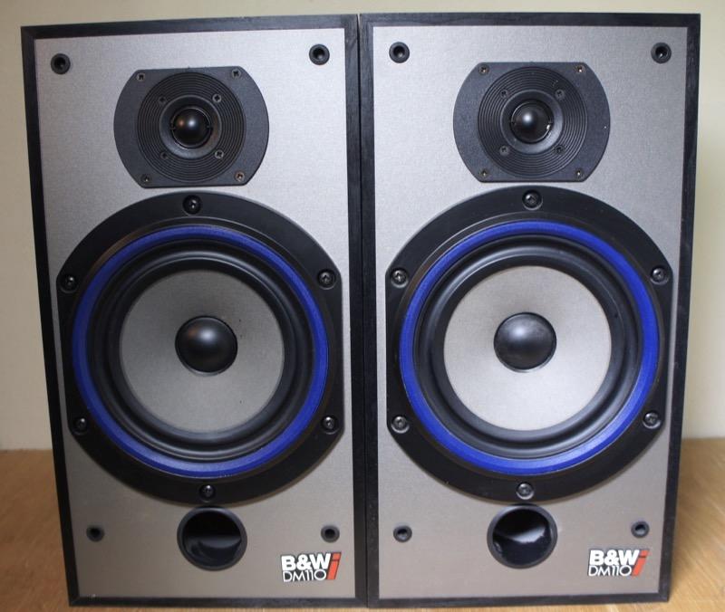 B&W DM110i