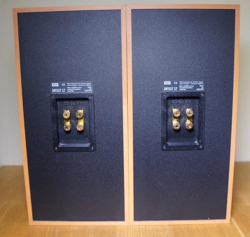 B&W DM 602 S2