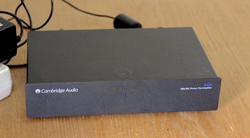 Cambridge Audio 640P