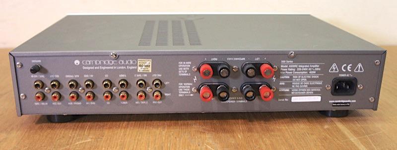 Cambridge Audio A500