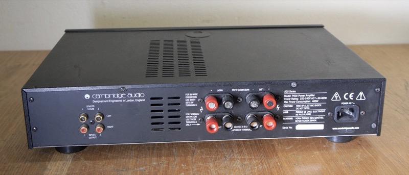 Cambridge Audio P500