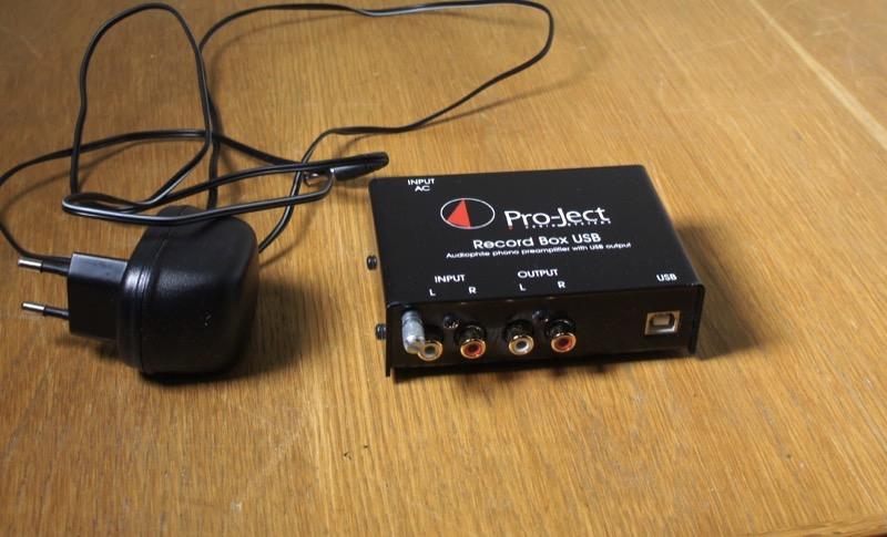 Pro-Ject Record Box USB